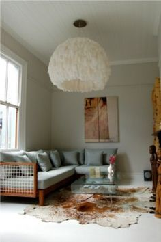 An Ostrich Feather Chandelier -- We Can't Take Our Eyes Off It ...    shot #3 - this is spectacular. It is all about the shape of the frame. We can do this.