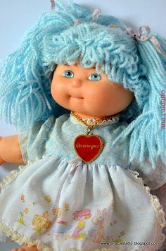 Ana Caldatto : Coleção Boneca Quem Me Quer década 80