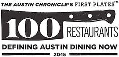 First Plates 2015 - The Austin Chronicle