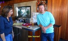 Perspectives, human sciences That foreign muck … Jamie Oliver shocks Brazil.