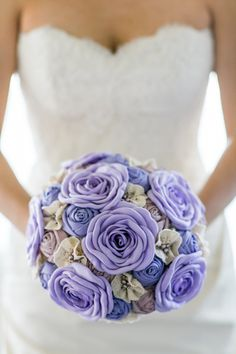 Purple, modern and rustic New York wedding - see more at http://fabyoubliss.com