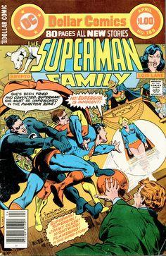 """Supergirl is innocent!"" - Superman Family N°188 (April 1978). Dc Comics ... b02ae92709ab"