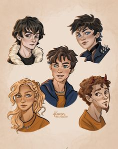 Percy Jackson Characters, Percy Jackson Quotes, Percy Jackson Books, Percy Jackson Fandom, Percy Jackson Thalia, Percy Jackson Fan Art Funny, Annabeth Percy Jackson, Poseidon Percy Jackson, Percy Jackson Drawings