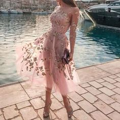 Embroided Net Dress Backless Mini Dress, Backless Maxi Dresses, Tulle Dress, Winter Dresses, Casual Dresses, Formal Dresses, Prom Dresses, Wedding Dresses, Robes Dos Nu Maxi