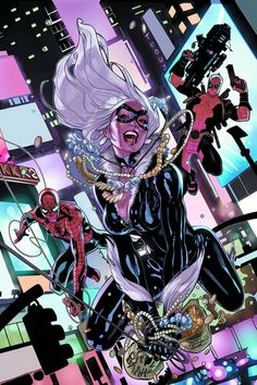 Amazing Spider-Man :: 1 (All-New Marvel NOW!) M&M variant by Terry Dodson