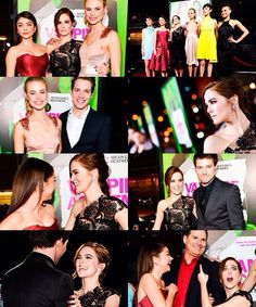 Cast at the Vampire Academy movie Premiere