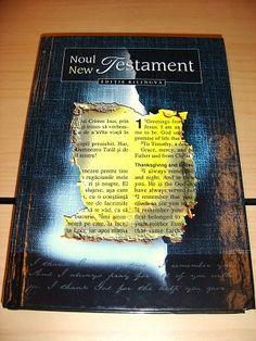 Romanian - English Bilingual New Testament / Editie bilingva Romana - Engleza / Traducere in Limba Romana Moderna - Easy-to-Read Version / Noul Testament