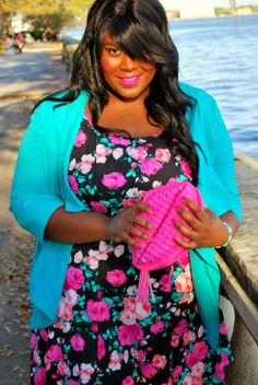 Musings of a Curvy Lady: Instant Outfit