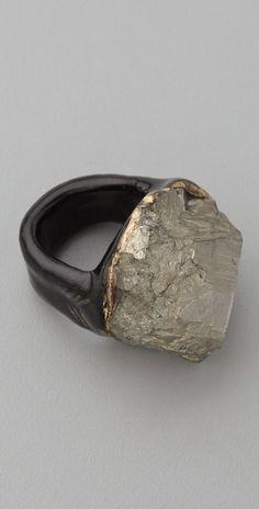Pyrite...