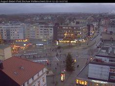 Webcam August-Bebel-Platz