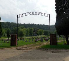 Mt Olivet Cemetery; Guttenberg, Clayton, Iowa, USA