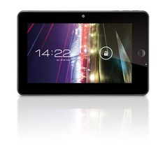 Tablet Multilaser Onix - Cortex A8, 512MB, 8GB Flash, Câmera 2MP, LCD 7'' NB017...