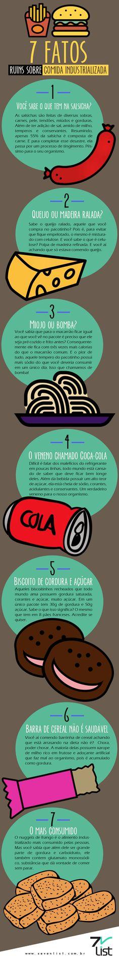 #Infográfico #Design #Lifestyle #Food #Comida #Fastfood #Alimentação #Saudável #Dieta #Saúde