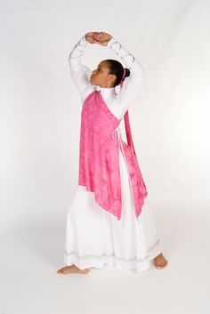 Rose of Sharon Side Tunic