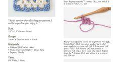 Classic Granny Square Crochet Pattern.pdf
