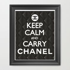 Chanel...what can i say more. Every morning the best idea before going to work.