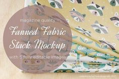 Fabric Collection Mo