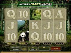 Hrací automat Giant Panda - Zahrajte si super hrací automat ze série Untamed od společnosti Microgaming. Hra nabízí skvělé výhry a zábavu. Zahrajte si ji na http://www.hraci-automaty.com/hry/hraci-automat-giant-panda-2