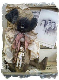 Dream - Whendi's Bears, Wendy Meagher