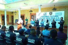 Arroyo Seco, Qro. El lunes 6 de junio se puso en marcha importante intercambio cultural y con la policía de...