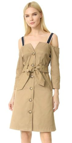 ☆Opening Ceremony | Inside Out Trench Dress
