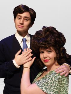 """""""The Mineola Twins: A Comedy in Six Scenes, Four Dreams and (At Least) Six Wigs."""" April 2014."""