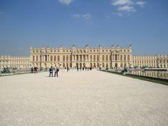 Versailles, l'antica residenza della corte francese Versailles, Palace, Home Again, Reggio, The Balm, Louvre, Swimming, Building, Travel