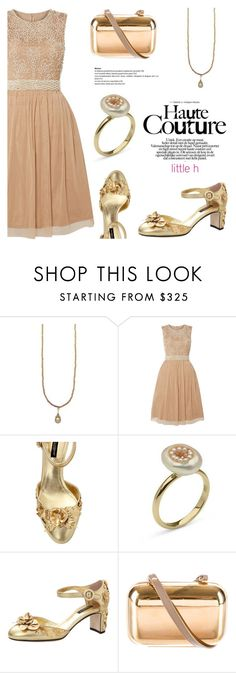 """""""Haute couture"""" by littlehjewelry ❤ liked on Polyvore featuring Raishma, Dolce&Gabbana and Maison Margiela"""