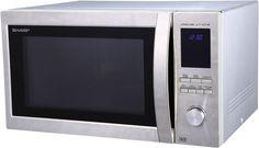 llll➤ Der Sharp R-982STWE  Mikrowellen Test ✔ mit Bildern, Vor- bzw. Nachteilen und Preisvergleich.