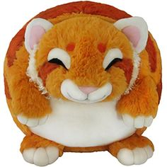 Squishable Golden Tiger - Name: Reishi