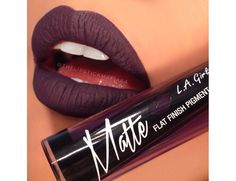 Black Currant Matte Liquid Lipstick