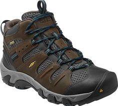 KEEN MEN'S KOVEN MID WP. Ink BlueShoes ...