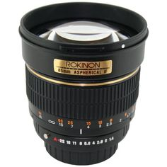 Rokinon 85mm f/1.4 Aspherical Fixed Lens for Samsung NX 85M-NX  http://www.lookatcamera.com/rokinon-85mm-f1-4-aspherical-fixed-lens-for-samsung-nx-85m-nx/
