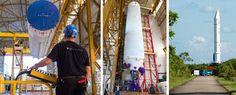 DCNewsroom: First Ariane 5 mission to loft Galileo navigation ...