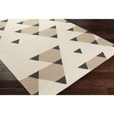 Hand-Tufted Pine Wool Rug (7'6 x 9'6) - Free Shipping Today - Overstock.com - 18173325 - Mobile