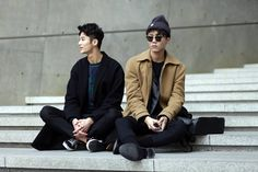 2015 F/W Seoul Fashion Week GUYS STREET