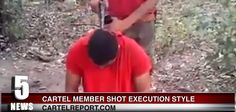 Cartel Member Gets One Last Fight Before Being Killed Execution Style (VIDEO)