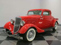 1933  Ford Coupe Roadster