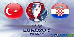 Τουρκία – Κροατία - http://stoiximabet.com/euro2016-tourkia-kroatia/ #stoixima #pamestoixima #stoiximabet #bettingtips #στοιχημα #προγνωστικα #FootballTips #FreeBettingTips #stoiximabet