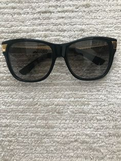 826f5185447b GUCCI Womens GG 3611 S N3BHA BLACK GOLD SUNGLASSES 100% authentic  fashion   clothing  shoes  accessories  womensaccessories   sunglassessunglassesaccessories ...