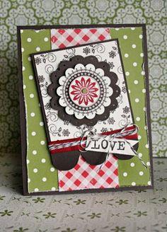 Love by kel.bel79 - Cards and Paper Crafts at Splitcoaststampers