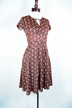 The Esther Dress - Chain