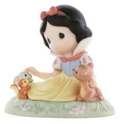 """Precious Moments Disney Collection """"Fair In Beauty And In Spirit"""" Figurine"""