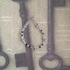 Gray Pearl Double Strand Bracelet (Set) on Etsy, $35.00
