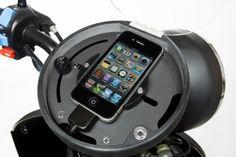Scoot, la moto eléctrica que funciona con el móvil: clipset