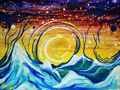 Solis by burteen9x12 acrylic/watercolor$15More artwork at burteen.tumblr.com/tagged/my_art