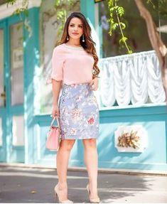 796794468d Livia Fashion Store. CONJUNTO SAIA ESTAMPADA BLUSA ...