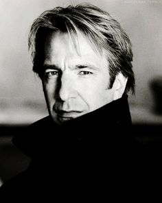 Alan Rickman - Just keeps getting more handsome!