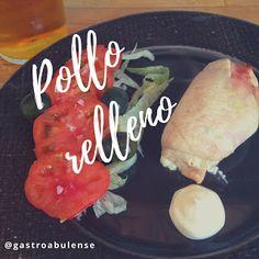Gastronomía Abulense: Pollo relleno