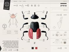 Insect Definer by Yael Cohen, via Behance